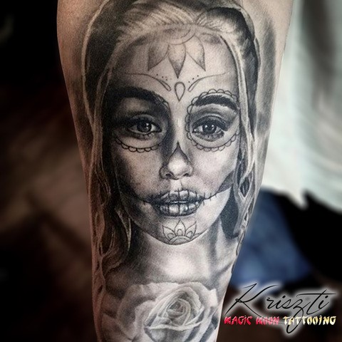 Krisztina Kappas - Magic Moon TattooingDeutschlandErkelenz