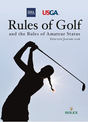 To download the Rules - Visit the R&A