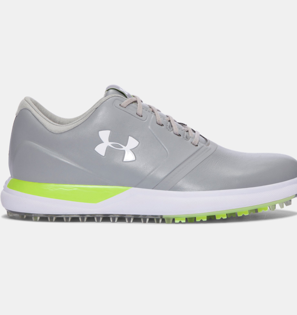 Under Armour Performance Ladies Spikeless Shoes grey.png