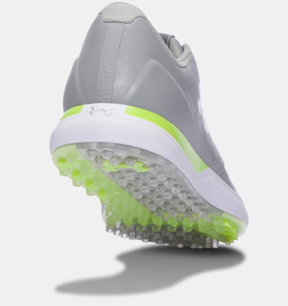 Under Armour Performance Ladies Spikeless Shoes sole grey.png