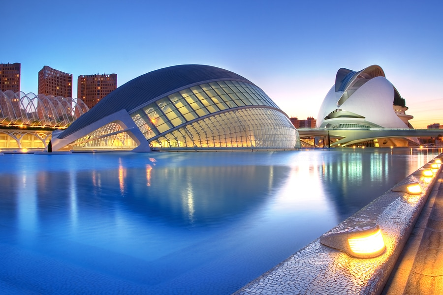 THINGS TO DO IN VALENCIA... -