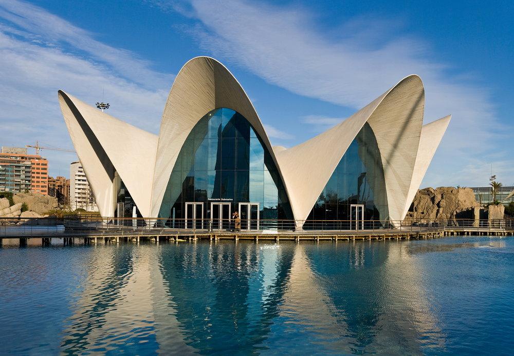 ciutat de les artes y las ciencias -
