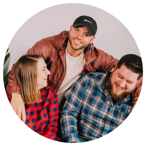 David + Justin + Rhiannon - For Young adults Friday @ 7:00PM | David + Justin + RhiannonMessage-Based: SocialMeets: WeeklyRanson, WV