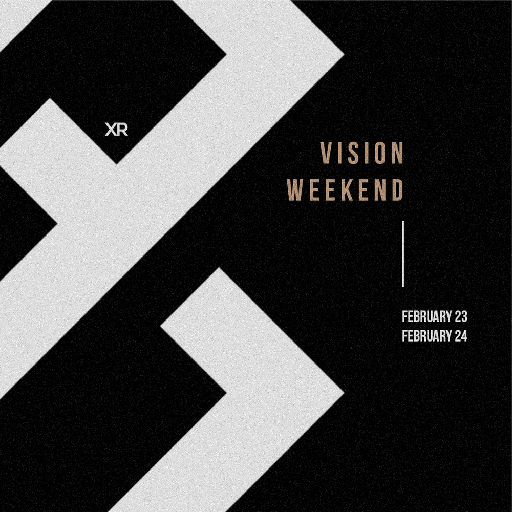 Vision Weekend - Save! The! Dates! Make sure you're in the House for VISION WEEKEND: Feb 23 & 24 as we hear from Pastor Derick on the future of our faith community in 2019. Come ready to party! Who will be piling into your car?