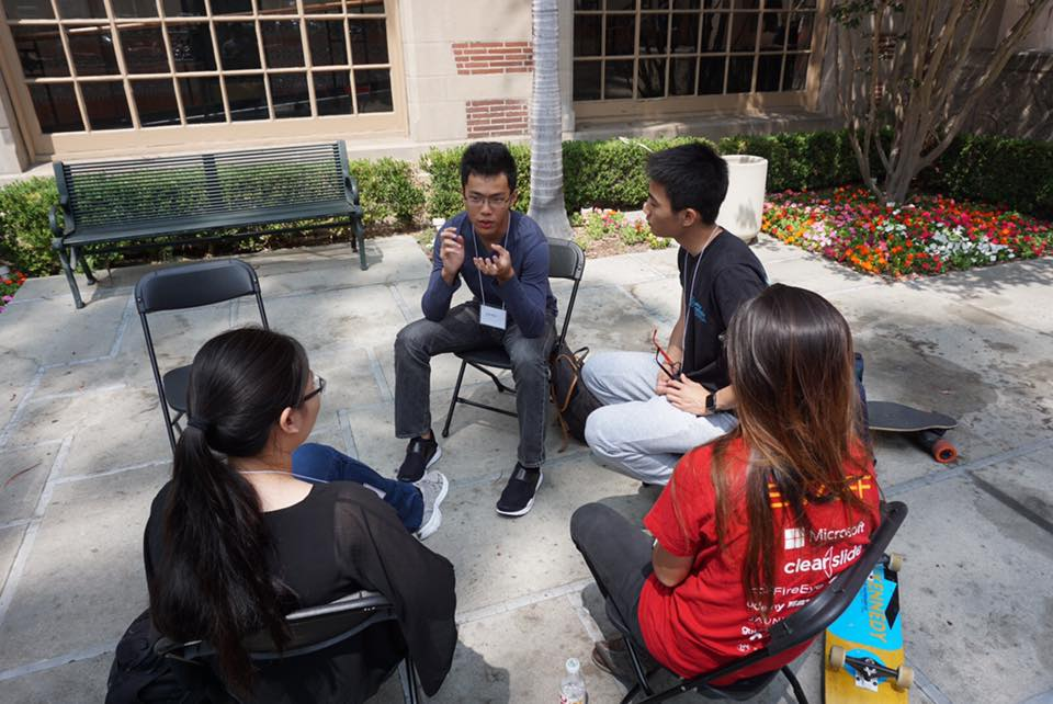 Futurethon  LA Global Shapers have produced two years of hackathons, targeting challenges faces Los Angeles. Most recently, voter turnout, before that the CA drought.   Read More →