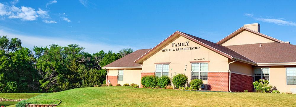 Family Health & Rehabilitation  | Wichita, KS