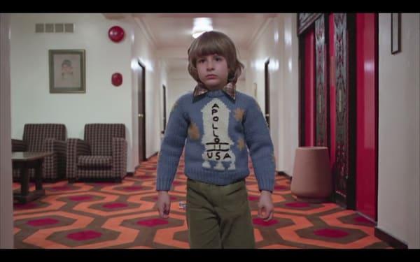Danny Lloyd as Danny Torrance in 'The Shining' [Credit: Warner Bros.]