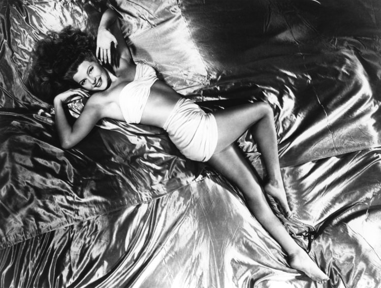 Rita Hayworth and the Dark Side of Hollywood Glamour
