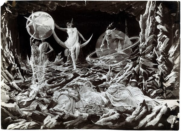 'A Trip to the Moon' (1902) [Credit: Kino Video]