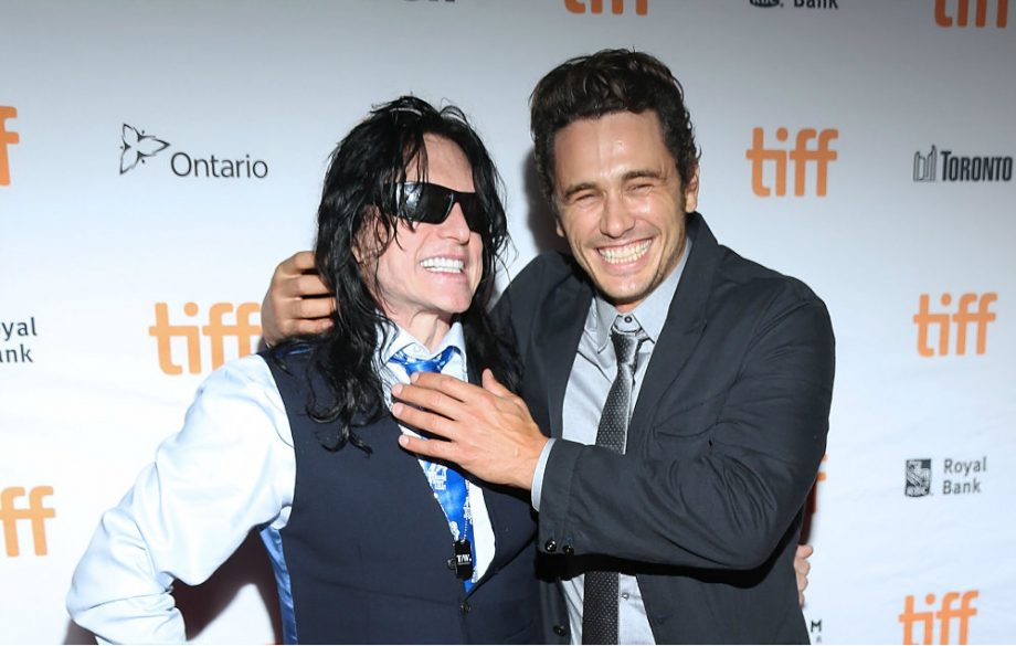 Tommy Wiseau and James Franco at TIFF [Source: NME]