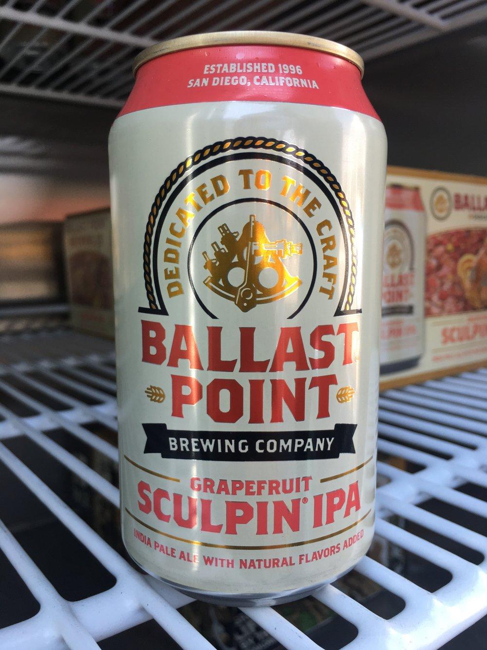 Ballast Point - Grapefruit Sculpin