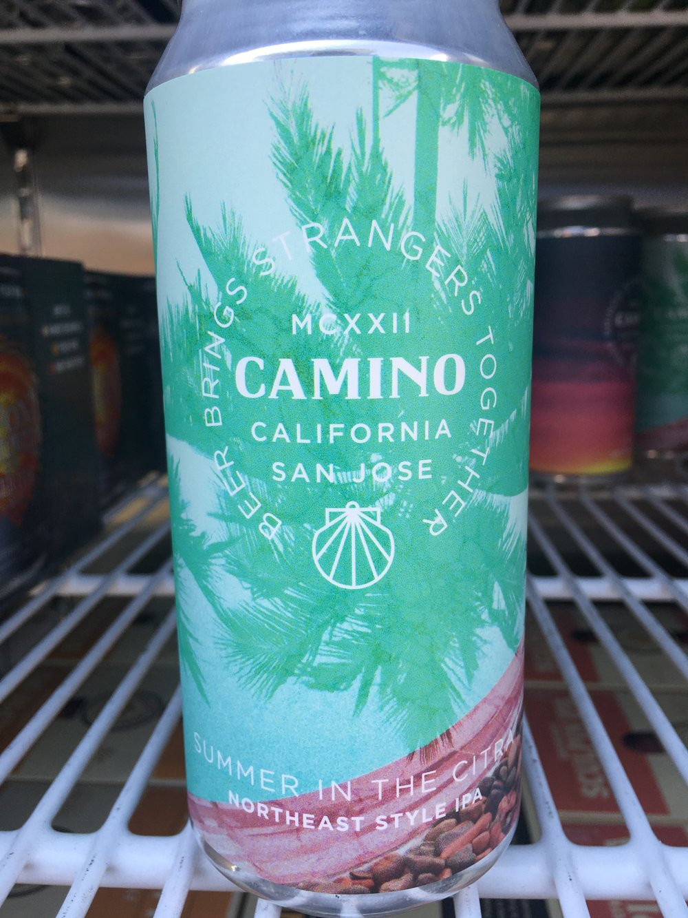 Camino Brewing - Summer in the Citra IPA