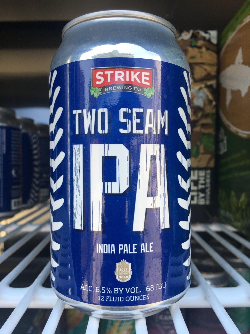 Strike Brewing - Two Seam IPA