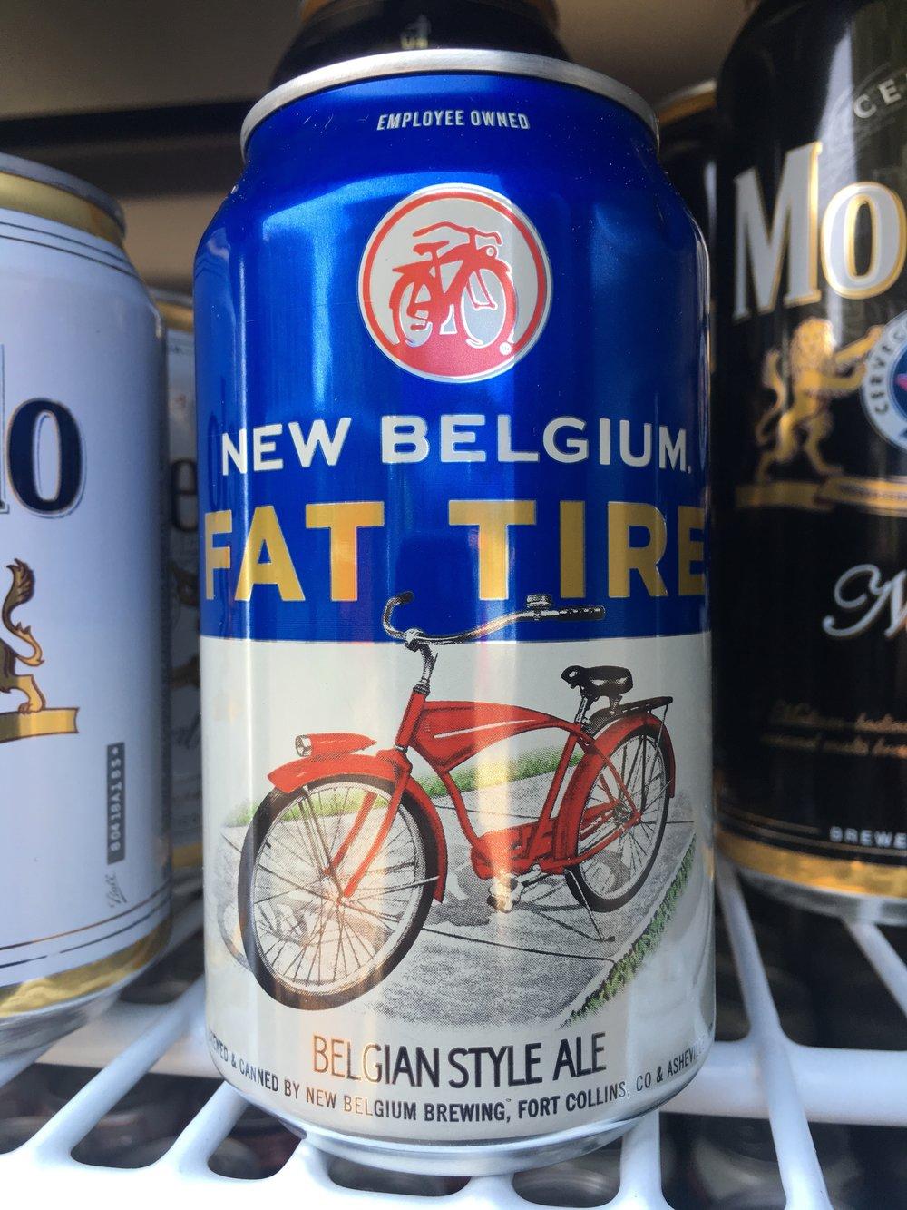 New Belgium - Fat Tire Belgian Style Ale