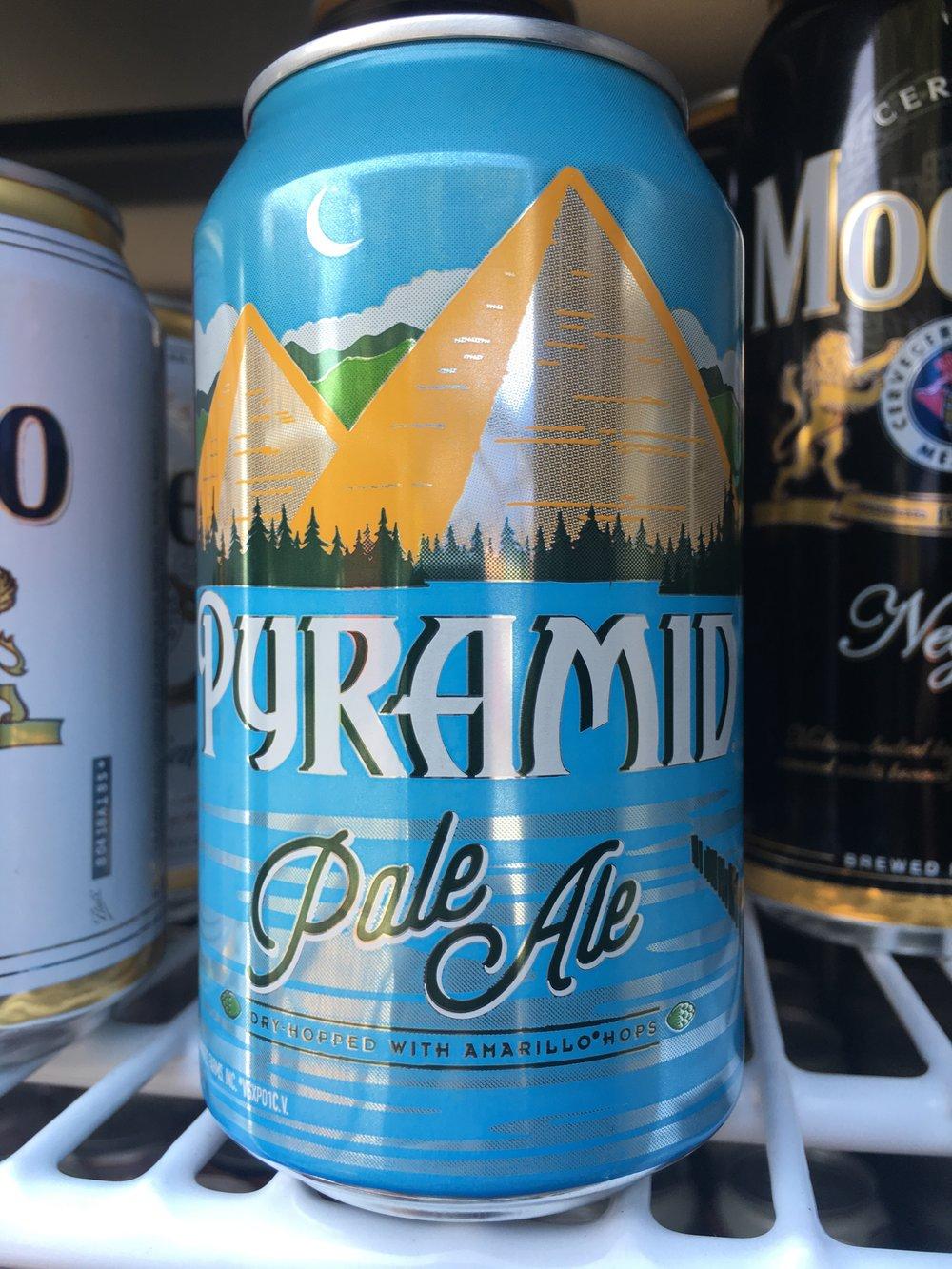 Pyramid Brewing - Pale Ale