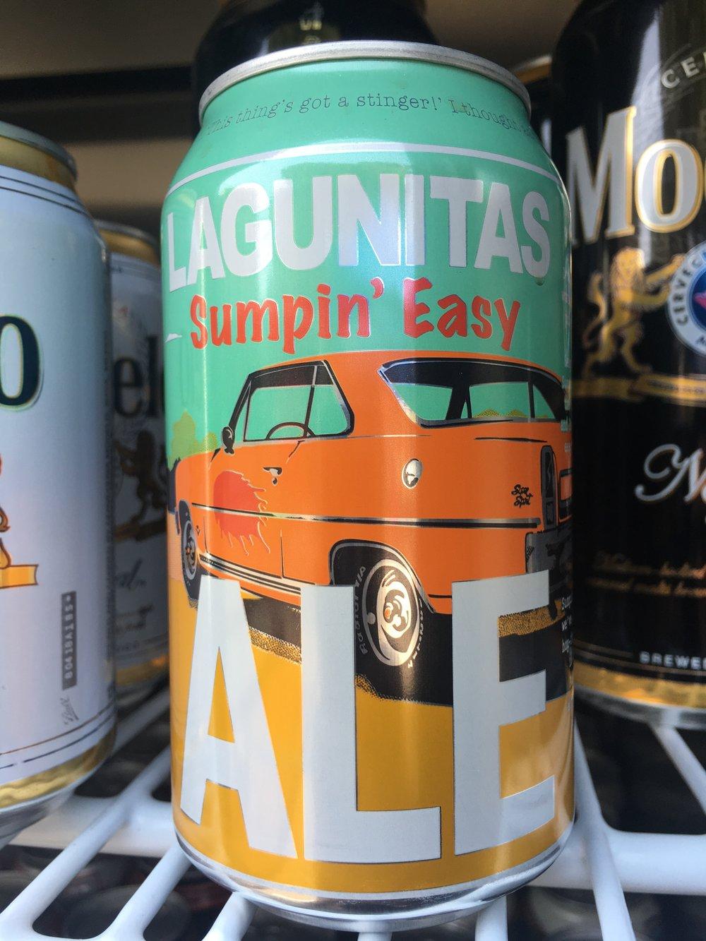 Lagunitas Brewing - Sumpin' Easy Pale Ale