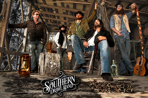 """Southern Rockin' Country music with a twist of lime distilled in the backwoods of Tennessee."""