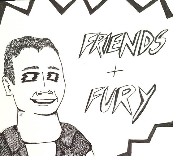 Friends & Fury is an interview series focusing on DIY and conversation between editor in chief Kenneth Fury and a revolving cast of guests. In Friends & Fury, Kenneth and guest tackle social issues while making sure to include good stories about the cities they love. -