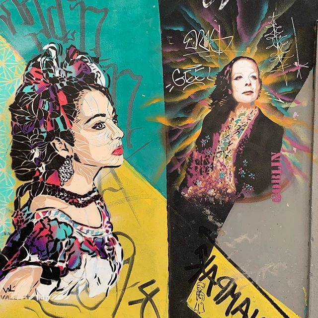 Can easily see why Valparaíso is the street art capital of Chile...