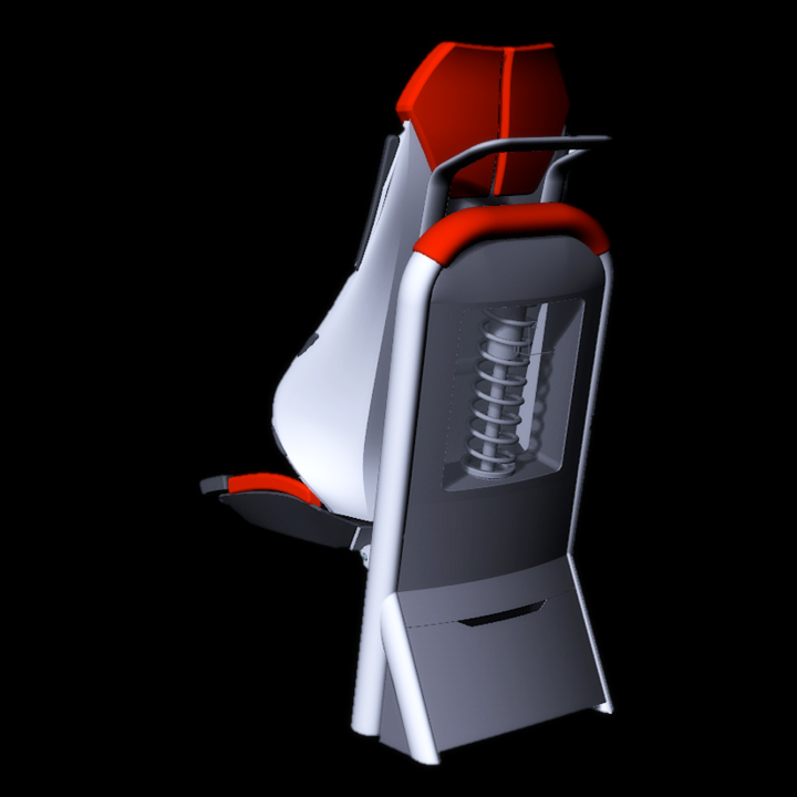 KAAMA Suspension Seat Concept1