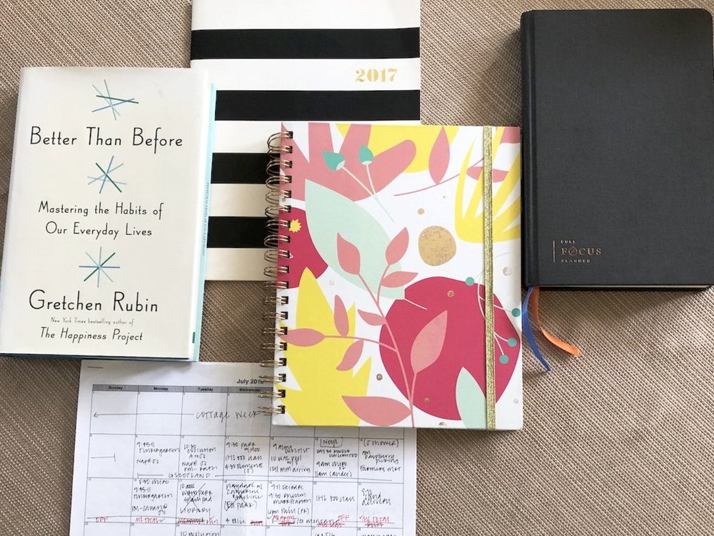 New year, new goals, always searching for the perfect planner