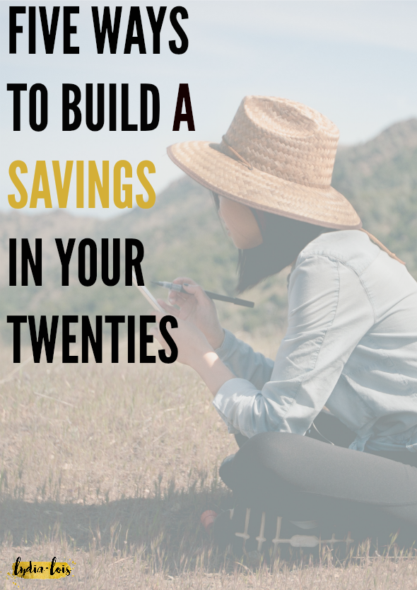 Being in your twenties do you ever feel like you are always running on empty in your finances? The key to never worrying if you are running out of money is to have a banging savings account set aside! Even if you feel like you are living paycheck to paycheck, I guarantee I can help you build a savings in your twenties from nothing!