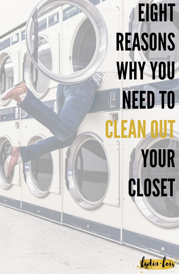 Tired of dreading staring at your closet on Monday mornings? Sick of feeling like you have nothing to wear, yet not being able to fit all your clothes in the closet? Let me help by giving you reasons why you need to clean out your closet and start fresh in your twenties!
