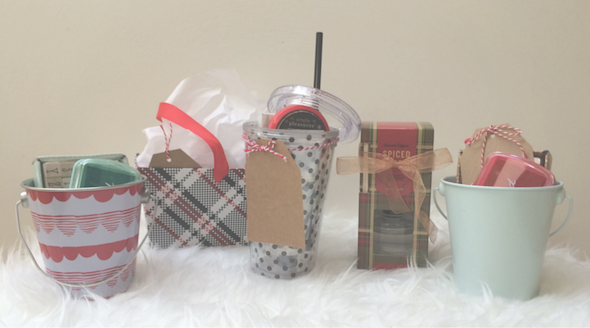 If you think you can't afford to spoil the ones you love, think again. Gifts from Target's dollar section are on everyone's wish list! Click through and get ideas of how to put your perfect gift and budget together!