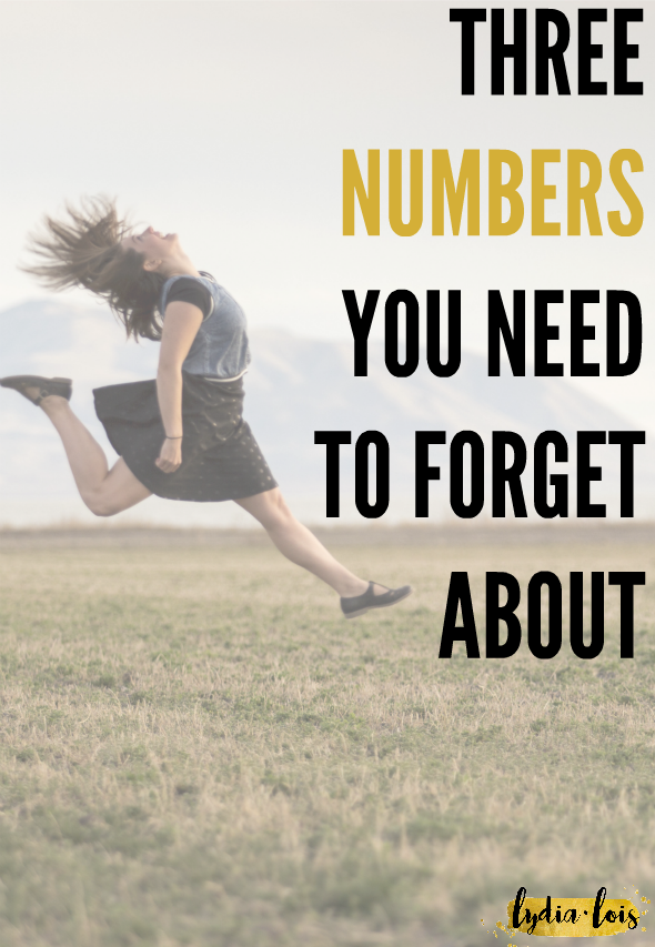 If you have ever struggled with your weight as a woman, thought twice before sharing your age, or have been embarrassed about how much money you make, well this article is for you! Click through to learn why these self-destructive numbers need to be forgotten!