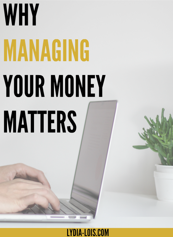 If you've ever thought that budgets were just for nerds, or money doesn't matter as long as you have enough, you need to read this article on why managing YOUR money matters. Because it actually, can change your life!