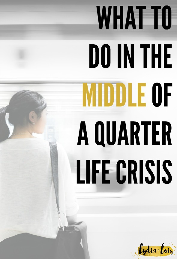 As twenty somethings we learn how to manage depression, anxiety, and being basically lost in life while everyone else seems to have the perfect life map. If you are in the middle of a quarter life crisis let me tell you that you aren't alone, and I have some tips to help you get through it and better for it.