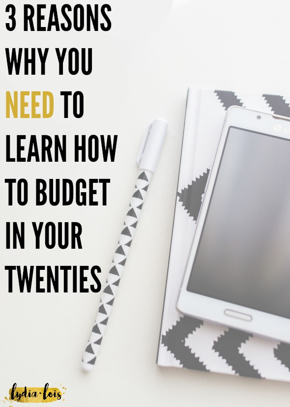 I know you've heard about budgets and that it is a good idea to have them, yet you still are putting it off. Maybe it's because you don't know how to manage your finances, or don't know how a budget works, or maybe you really don't believe its necessary. Click through to find out why you need to learn how to budget in your twenties, and then repin for later so you don't forget! ;)