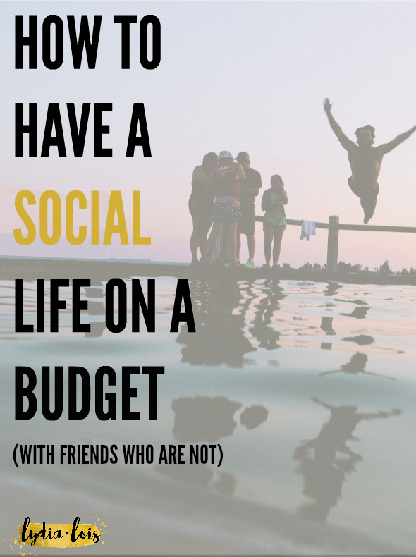 If you feel like being on a budget or living on less means that you have to give up everything fun then this post is for you. You don't have to stop having friends, doing fun things, or quit all your hobbies in order to achieve financial freedom. You just have to choose what you do wisely and with the right people. Click through to find out my tips to have a social life on a budget!