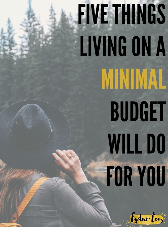 If you've ever thought about living on less or leaning towards a more minimal budget and lifestyle but haven't taken the plunge yet, this post is for you. Living minimally will literally change your life for the better and I wanted to share with you guys what exactly living on a minimal budget will do for you!