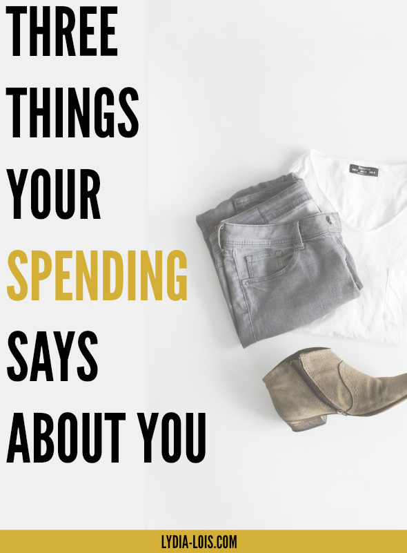 Think your spending accurately affects who you are? Let's check. Let me help you see your spending habits and financials from a different view. Get your bank account and statement ready and lets do some fact checking! Three Things Your Spending Says About You!