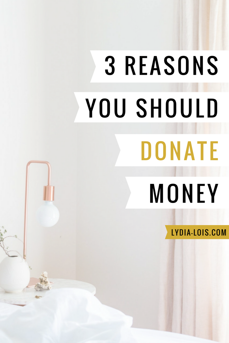 3 reasons you should donate money budget savings finances.png