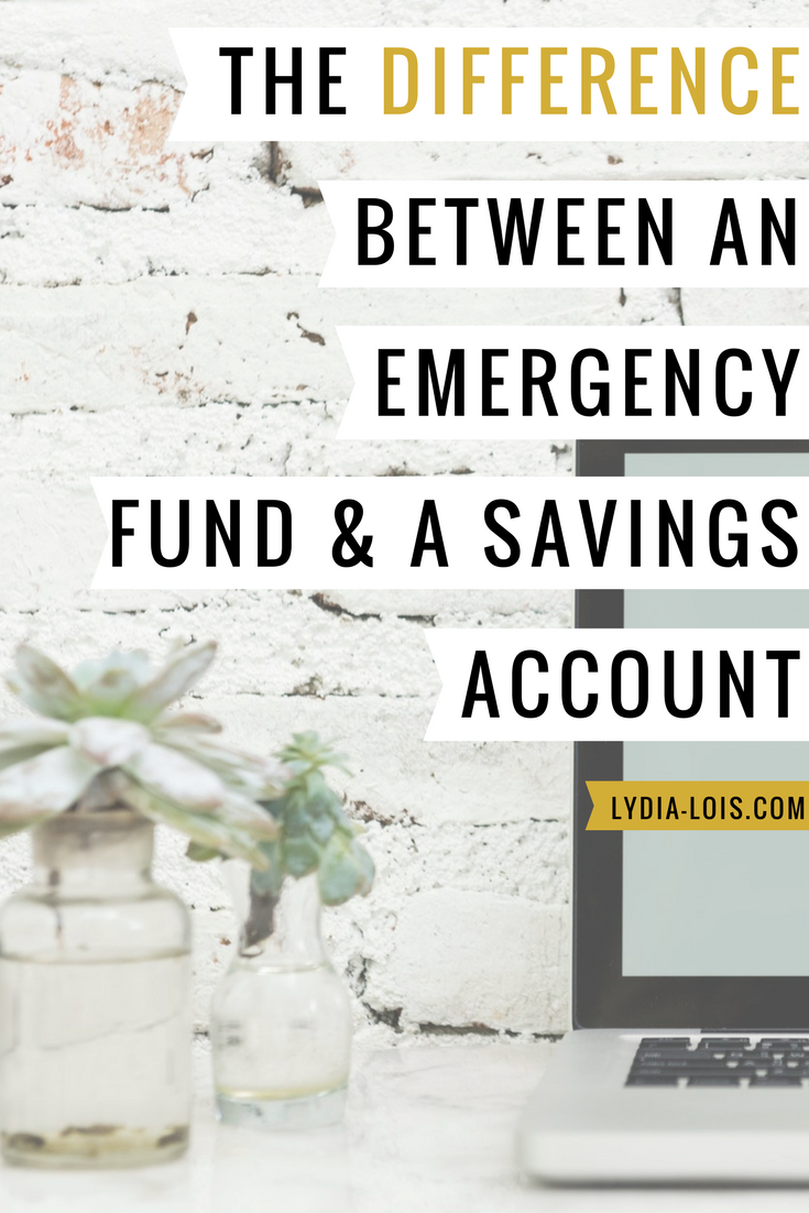 The Difference Between An Emergency Fund & A Savings Account.png