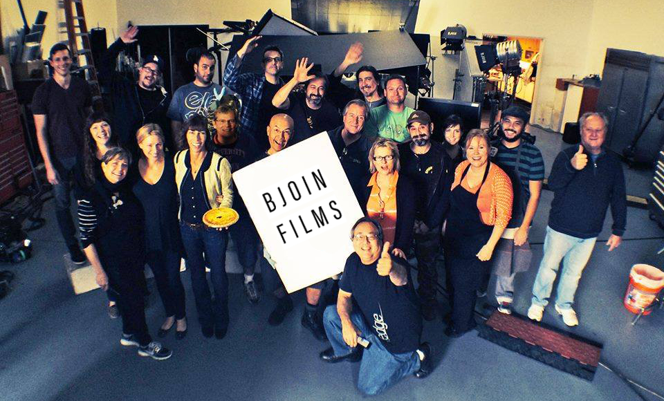 Bjoin Films, Los Angeles, Tabletop, Production Company, Food, Commercial, Team Photo