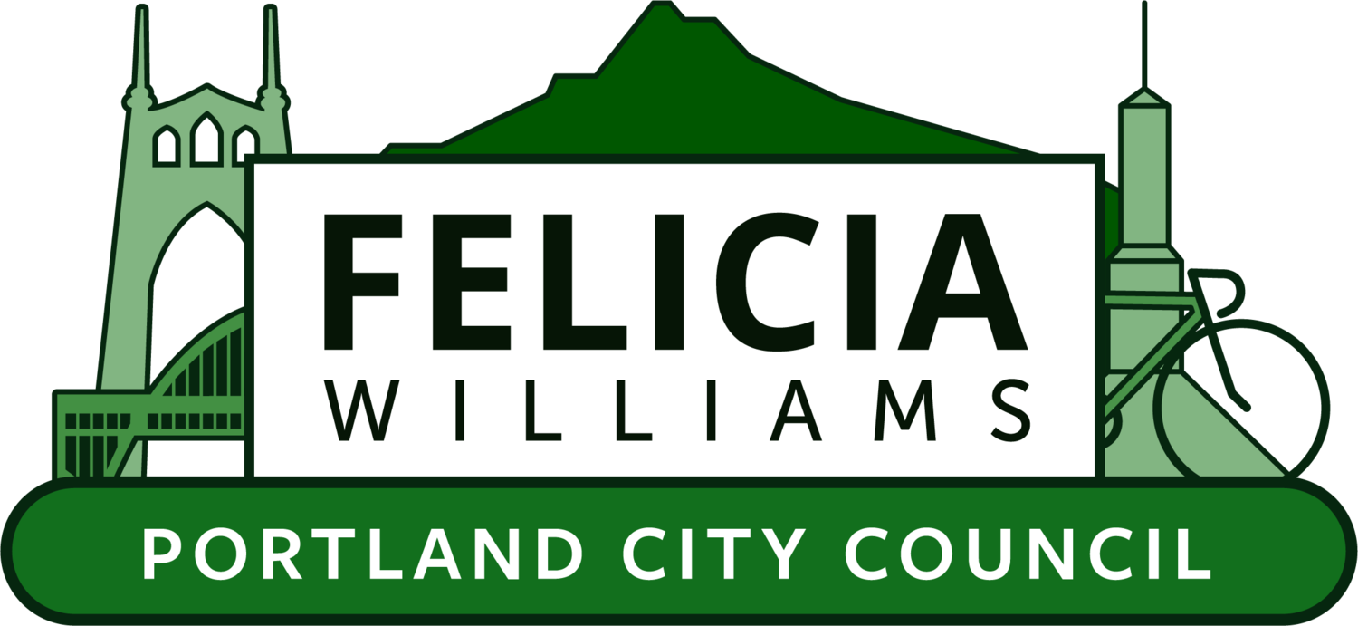 Felicia Williams for Portland City Council