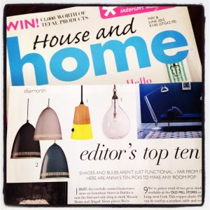 House & Home May2015