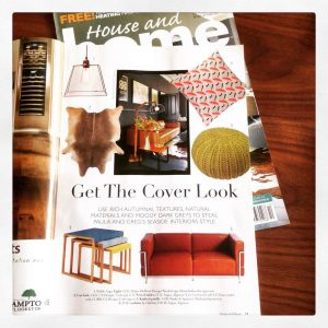 House & Home - Oct