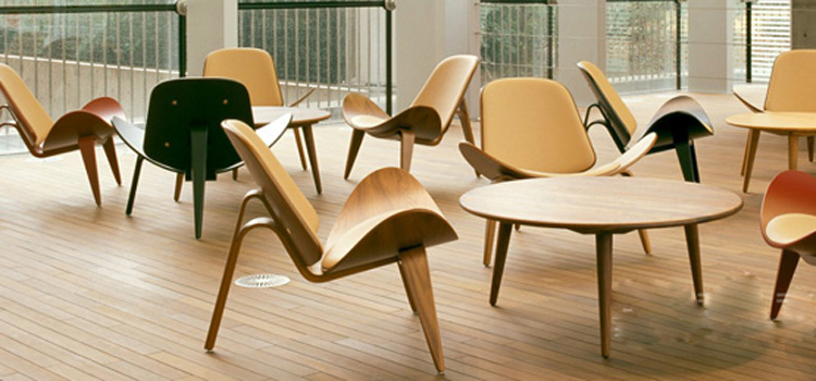Shell Chair 2