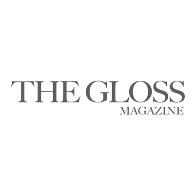 The Gloss Magazine CA Design