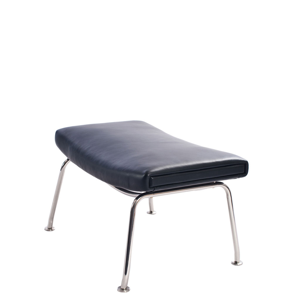 Hans Wegner Style Wing Chair U0026 Ottoman