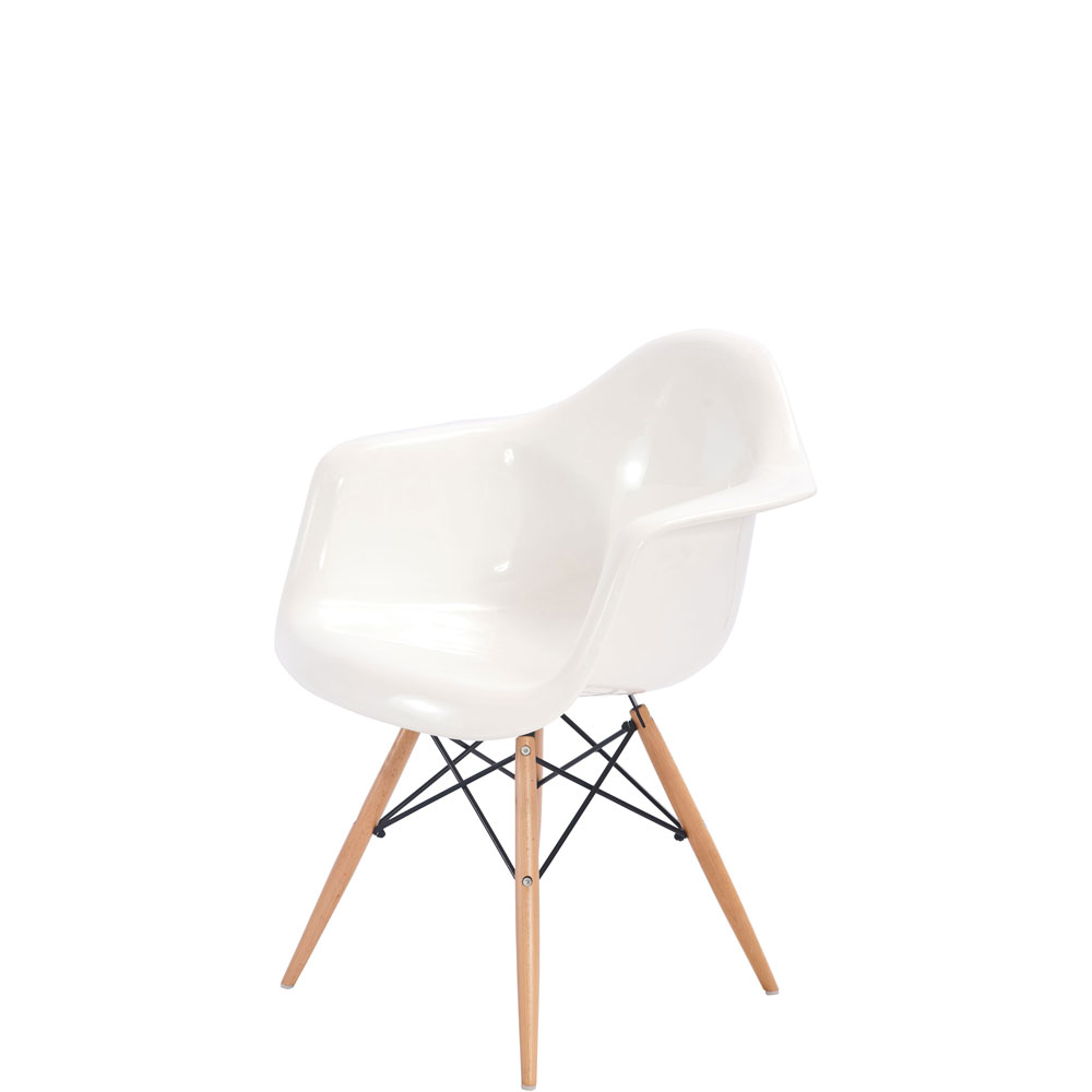 Eames Style DAW Chair With Oak Legs (Ireland Exclusive)