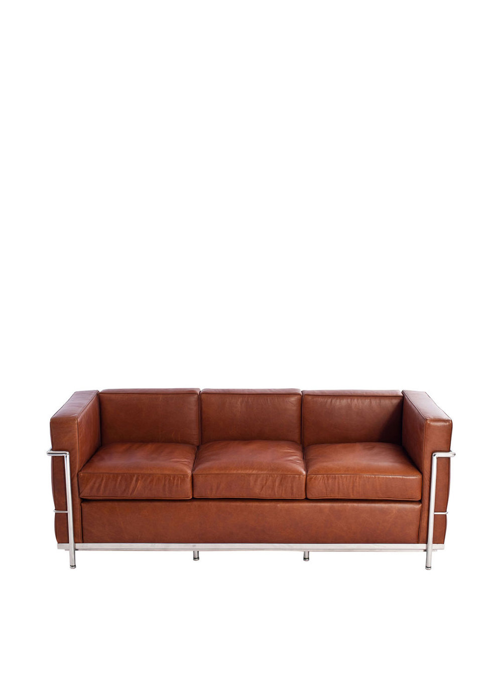 Le Corbusier Style LC2 - 3 Seater Sofa (Ireland Exclusive) — CA Design