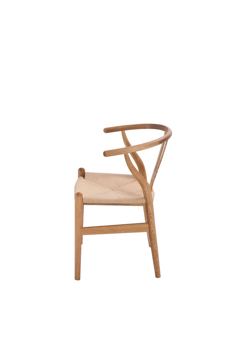 hans wegner style wishbone chair ash ireland exclusive ca design