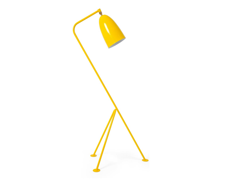 Bare ut Yellow Grasshopper Lamp (Ireland Exclusive) — CA Design TE-24