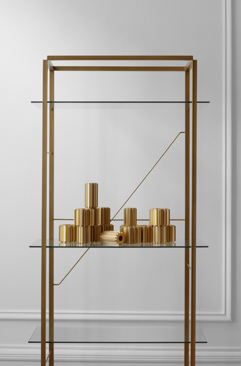 LOW RES Florence Shelf, Gear Candle Holder, The Light Room, Image, New Works, Low Res.jpg