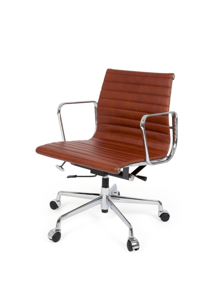 Eames ribbed chair tan office Soho Eamesstyle Ea117 Ribbed Office Chair ireland Exclusive Lovingheartdesigns Eamesstyle Ea117 Ribbed Office Chair ireland Exclusive Ca Design
